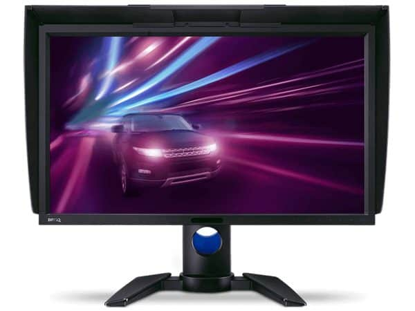 benq pv serie pv270 front