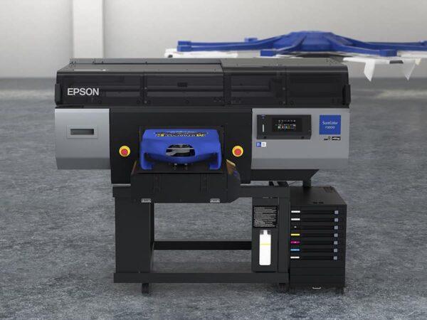 EPSON SC-F3000 front