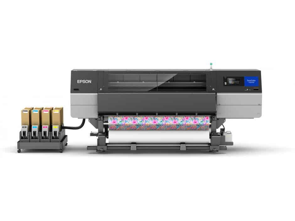 Epson SureColor SC-F10000 News 4x3