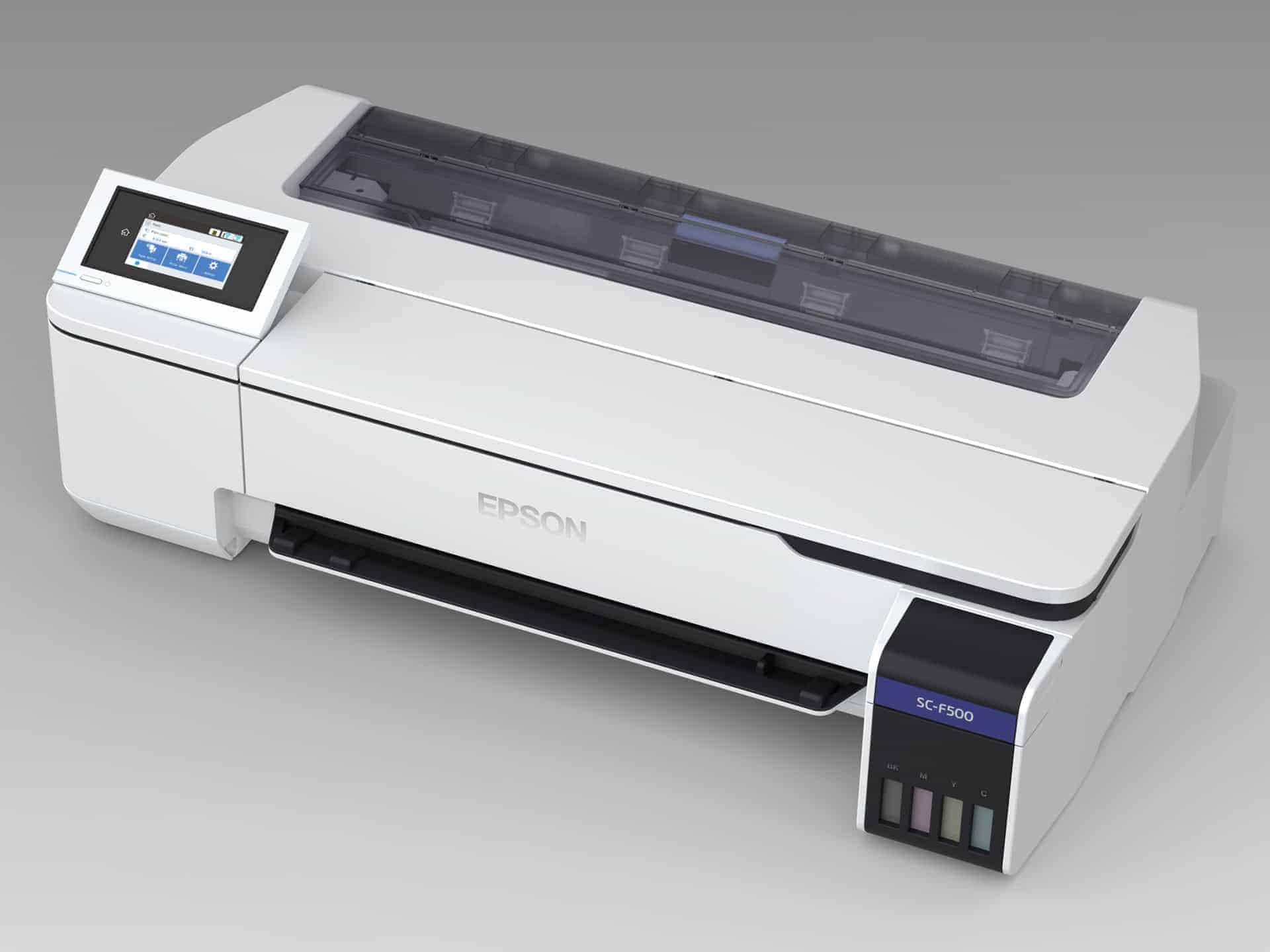 Neu: Epson SureColor SC-F501