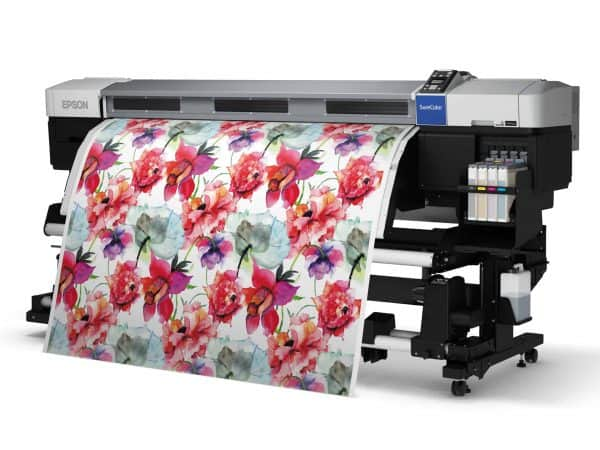 EPSON SureColor SC F7200 HDK inkl Edge Print 0